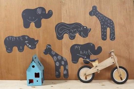 Pimp Your Crib: Chalkboard Walls